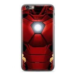 CASE CHROME MARVEL IRON MAN 020 IPHONE XS MAX GOLD