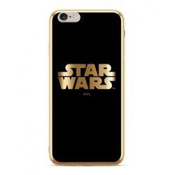 CASE CHROME STAR WARS STAR WARS 002 LOGO IPHONE 5 / 5S / SE GOLD