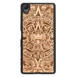 CASE WOODEN SMARTWOODS AZTEC SONY XPERIA X