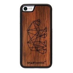 CASE WOODEN SMARTWOODS BEAR ACTIVE IPHONE 11 PRO MAX