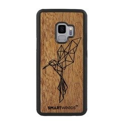 CASE WOODEN SMARTWOODS HUMMINGBIRD SAMSUNG GALAXY NOTE 10