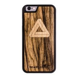 CASE WOODEN SMARTWOODS TRIANGLE ACTIVE IPHONE 6 / 6S
