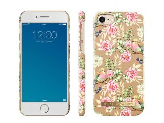 CASE iDEAL OF SWEDEN IPHONE 6 / 6S / 7 / 8 CHAMPAGNE BIRDS