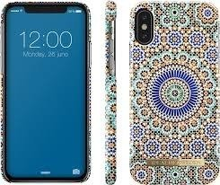 CASE iDEAL OF SWEDEN IPHONE XS MAX MOROCCAN ZELLIGE