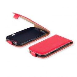 FLIP CASE RED Huawei P8