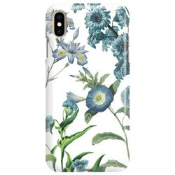 FUNNY CASE OVERPRINT BLUE FLOWERS XIAOMI REDMI 7
