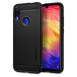SPIGEN RUGGED ARMOR S34CS26086 XIAOMI REDMI NOTE 7 / 7 PRO MATTE BLACK