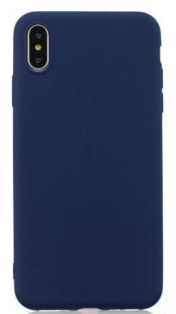 CASE 0.3 MM BLUE MAT IPHONE 11 PRO MAX