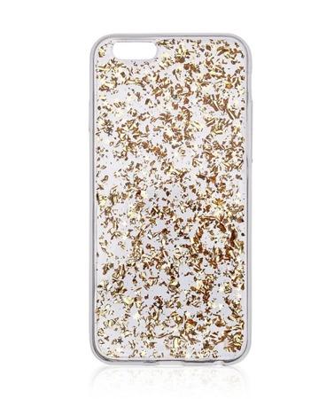 CASE GOLD GLITTERS IPHONE 6 / 6S