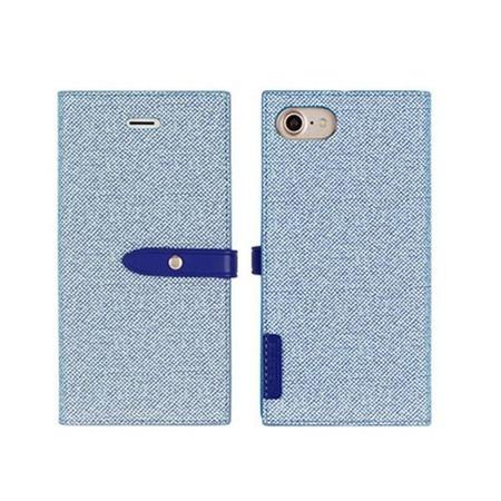 CASE MERCURY MILANO DAIRY BLUE IPHONE 6 / 6S