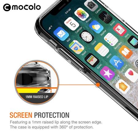 MOCOLO CASE SUPER CRYSTAL SAMSUNG GALAXY S9 PLUS CLEAR