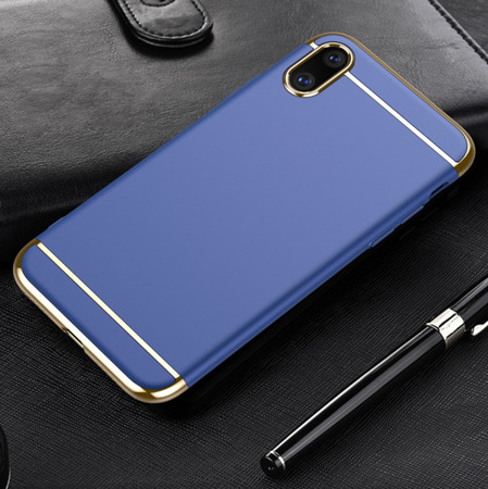 MOCOLO SUPREME LUXURY CASE IPHONE 7 PLUS / 8 PLUS BLUE