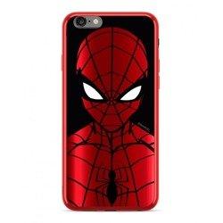 CASE ETUI CHROME MARVEL SPIDER MAN 014 IPHONE XS MAX CZERWONY