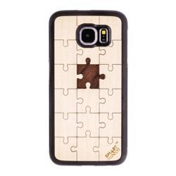 CASE ETUI DREWNIANE PUZZLE SMARTWOODS SAMSUNG GALAXY A5 2016