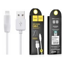 KABEL LIGHTNING HOCO RAPID CHARGING X1 IPHONE 2M BIAŁY