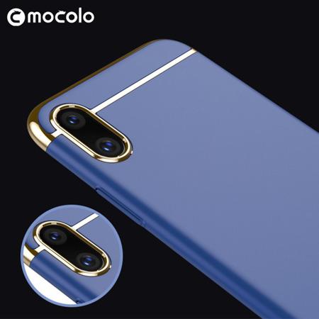 MOCOLO SUPREME LUXURY CASE IPHONE 7 PLUS / 8 PLUS NIEBIESKIE