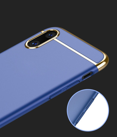 MOCOLO SUPREME LUXURY CASE SAMSUNG GALAXY A5 2018 (A8 2018) ZŁOTE