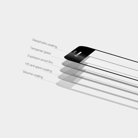 SZKŁO HARTOWANE MOCOLO 3D UV GLASS SAMSUNG GALAXY S9 PLUS CLEAR ZESTAW